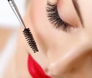 Augen-Make-up und Augenform