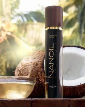 Nanoil - Gesundheit und junges Aussehen der Haare